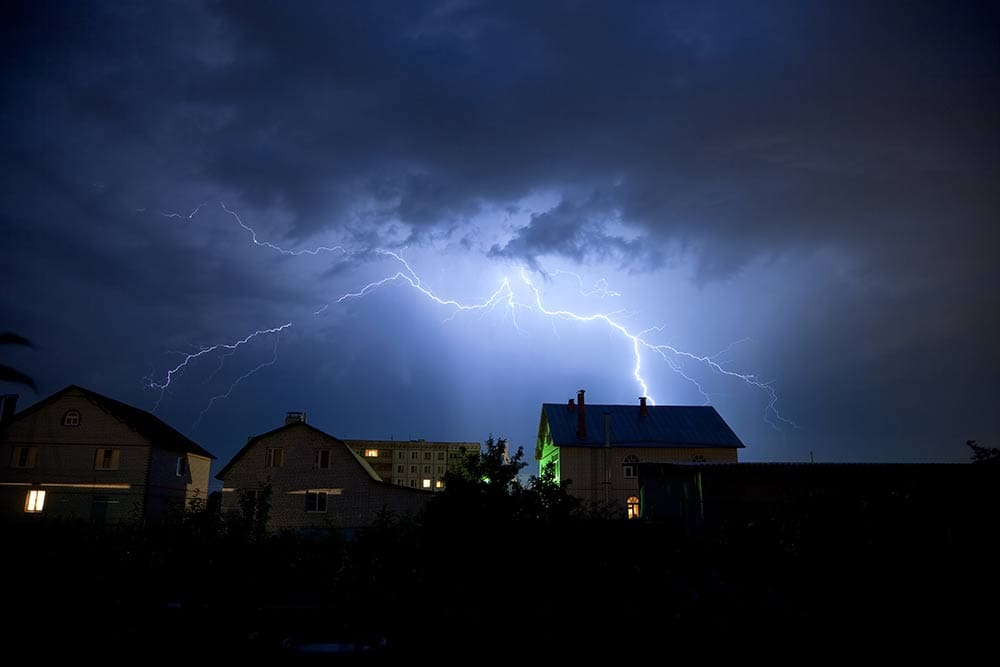 Benefits of Scheduling an Electrical Inspection After a Lightning Strike