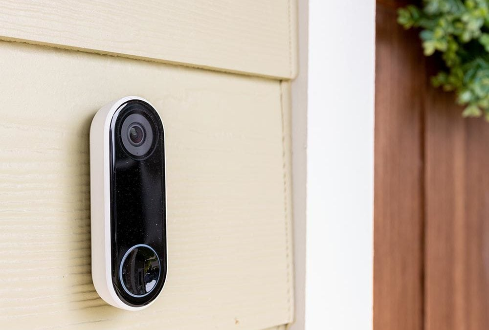 smart doorbell installation kansas city