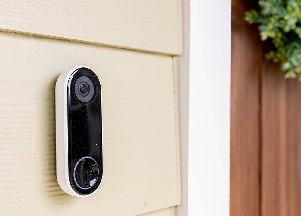 smart doorbell installation kansas city