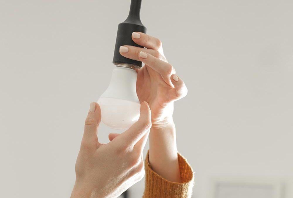 selecting right light bulb