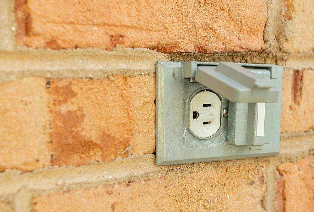 outdoor wiring