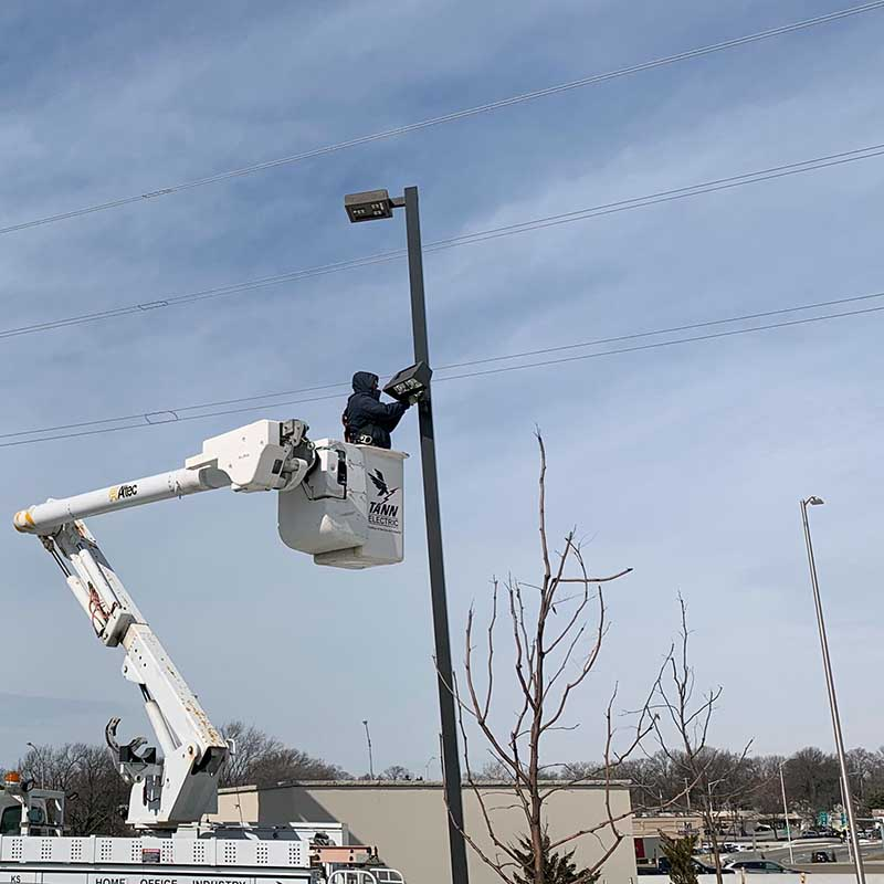 electrical services tann electric kansas city missouri commercial help lighting maintenance
