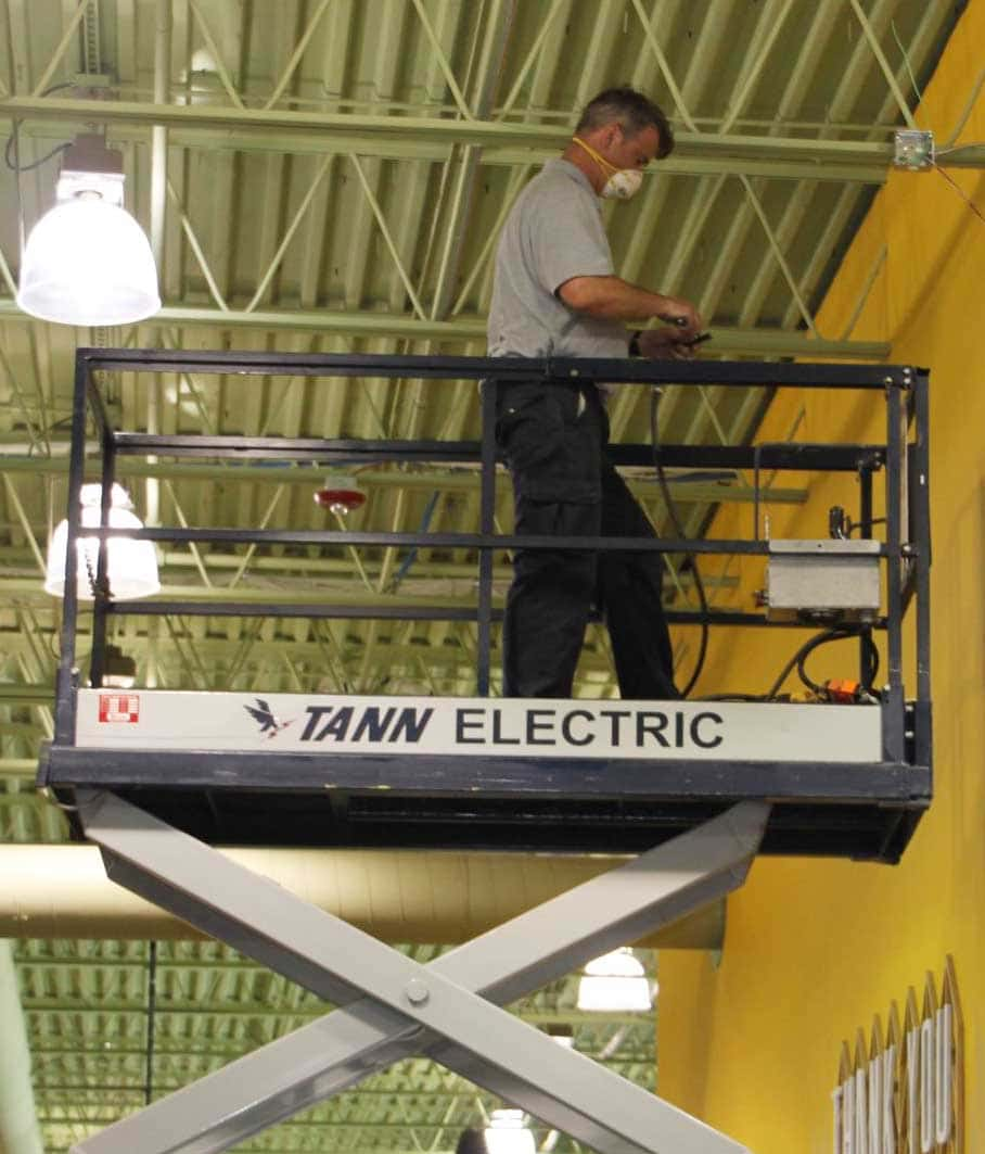 electrical services tann electric kansas city missouri commercial no hand holding