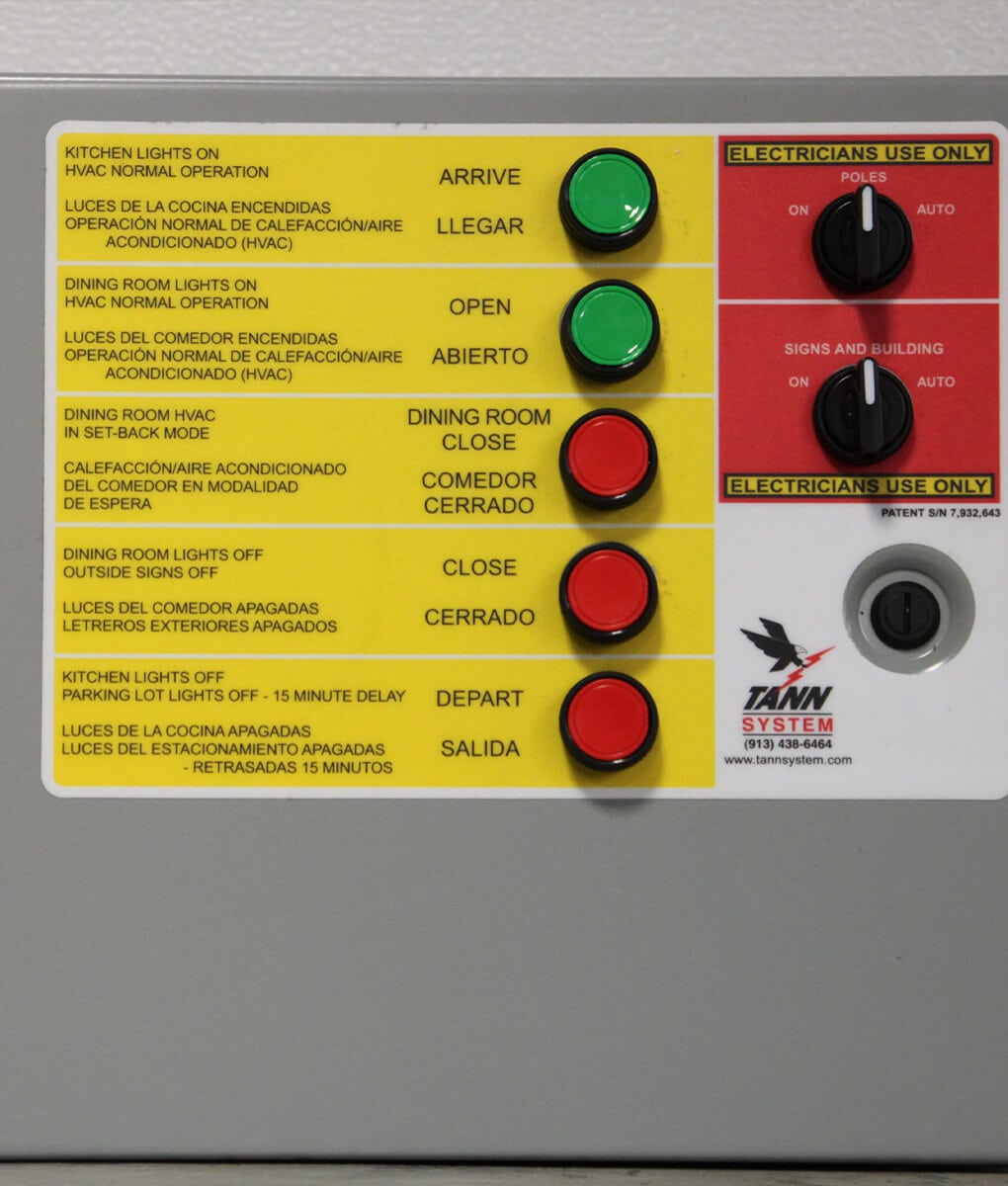 electrical services tann electric kansas city missouri case studies lightning control system